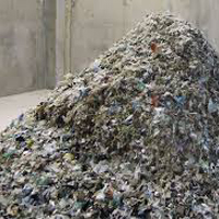 RDF refuse derived fuel produced