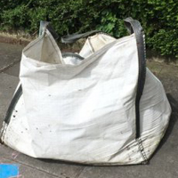 builders bags bailed and recycled