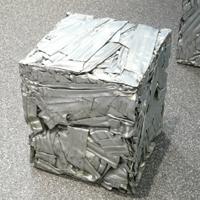 scrap metal processed