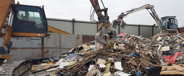 the latest recycling machinery